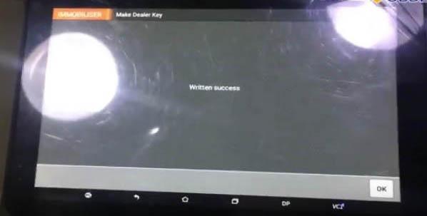 OBDSTAR X300 DP All Key Lost Programming for Audi Q5 A4L (17)