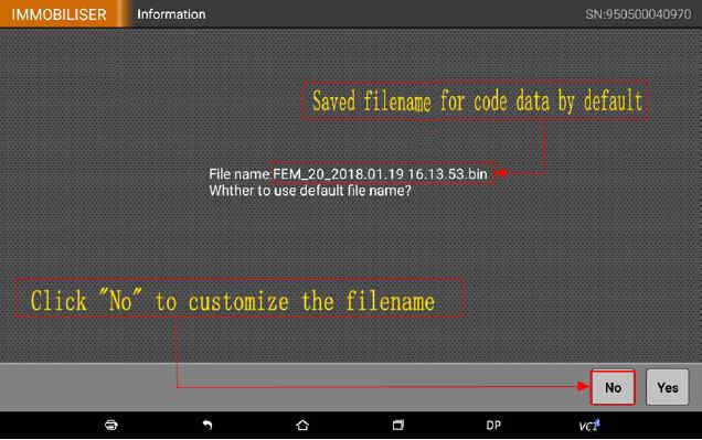 OBDSTAR X300 DP Program Smart Key for BWM FEM BDC (14)
