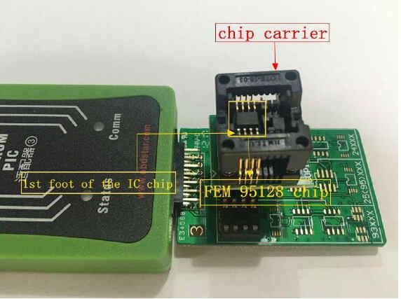 OBDSTAR X300 DP Program Smart Key for BWM FEM BDC (19)
