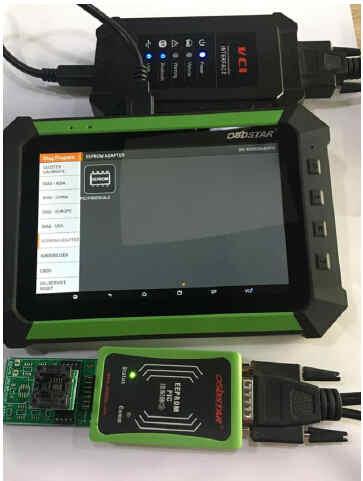 OBDSTAR X300 DP Program Smart Key for BWM FEM BDC (22)