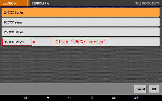 OBDSTAR X300 DP Program Smart Key for BWM FEM BDC (27)