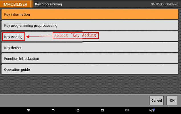 OBDSTAR X300 DP Program Smart Key for BWM FEM BDC (63)