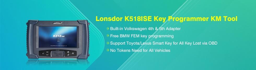 Lonsdor K518ISE